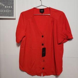 W5 button down blouse